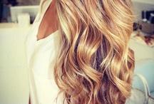 Hair: long / by Hannah Howard
