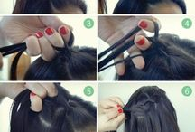 hair ideas / by Jessica Fleming