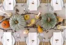 Thanksgiving / by Debby Anglesey