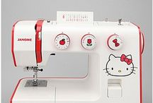 Hello Kitty / by Rachel Jones