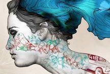 Art Inspiration / Visual art that inspires. / by Rosepapa Creative