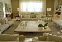 Sala de estar / by Ana Paula Strack
