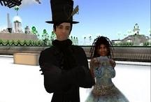 Second Life People / by Dahlia Jayaram