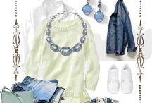 Lia Sophia Jewelry  / Lia Sophia jewelry  / by Christine Aholt-Laine