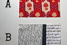 Postcard Quilts / Quilts or projects using The Postcard Block: http://pdf.aquilterstable.com/POSTCARD%20BLOCKS%20tutorial.pdf / by Debbie Jeske