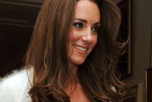 Kate Middleton / by Candy Bertchie