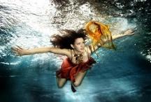 IN THE WATER... / by Kuroi Shiki Hirukawa