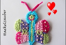 Crochet Butterflies / by Belinda O'Toole