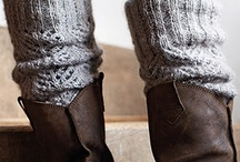Nifty knits and...... / by Teresa Dunwell