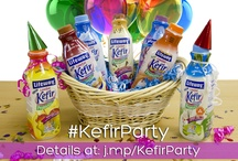 Kefir Party / Repin for a chance to win a Lifeway Kefir prize pack! Find out how at http://j.mp/KefirParty. Winners will be selected on Friday, 11/02/12. / by Lifeway Foods