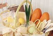 gift basket ideas / by TRACY CONIGLIO