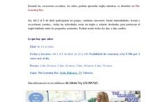 Escuela de Pascua / by THE LEARNING BUS Language Centre & Bookshop