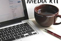 blogging, social media and web / by Anke Humpert