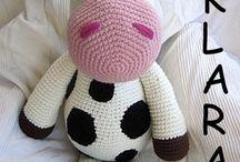 Crochet animals #2 / by Karen Okuly