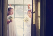 Flower Girls & Page Boys / by Wedding Concepts