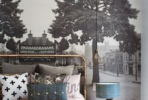 inspiration: Murals/Patterns / by Sotheby's Homes
