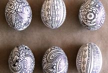 easter crafts / by Katie Fassl