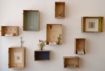 Display ideas / by Lynne Carson