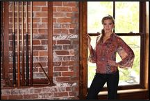 2014 Women's Sneak Peek / A preview of upcoming spring/summer 2014 women's Wrangler fashions, with Wrangler designer input to boot! / by Wrangler Western