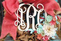 Wreath ideas / by Kendra White