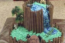 Zoo Cakes / by Jill Anderson