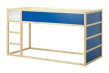 Bunk Bed Ideas / by Christina Spenard-Ano