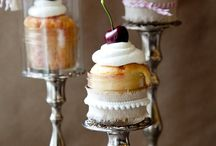 yummy cupcakes . / by SALLY BRANT
