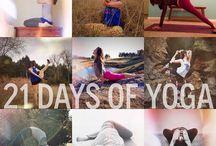 holy yoga. / by Courtney Lindsey