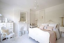 Bedrooms / by MadeWithPinkBlog