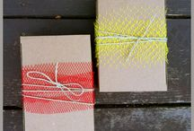 Gift Wrapping / by Lisa Telford