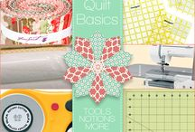 Quilting Stuff / Projects, pictures, supplies related to quilting / by Nancy Thomas