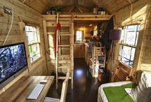 Tiny Houses / by Lisa Nielsen