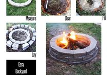 Fire pit  / by Sierra Smith