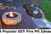 Fire Pit / by Amy Cadwallader