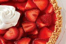 Strawberries / by Beth Nickel