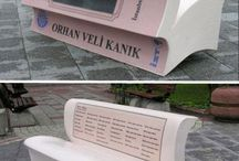 Repins - Library Furniture - Library knick knacks... / by Achala Munigal