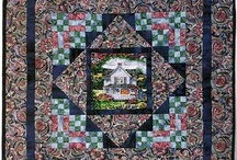 my quilt creations / by Connie Sloan