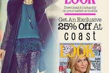LOOK discount & offers / by LOOK magazine
