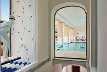 Pool & SPA / by Capri Tiberio Palace