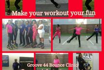 Groove Bounce Fun / Experience Rebounding and let the fun began. / by Groove Bounce Fun