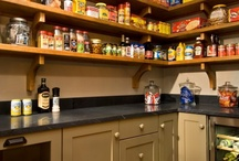 New pantry ideas / by Laurie Onorio