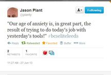 Lawyers:  In their own words on tech / Succinct snippets of wisdom found about the web.  / by LexisNexis BLSS