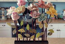 Floral Frenzy / by Kristen Black