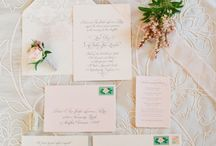 All the Wedding Invitations / Beautiful, minimalist wedding stationary / by Alyssa Nutile
