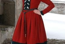 SCA garb inspiration / by Bridget Griffin-Bales