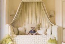 Interior Design: Children's Rooms  / Bedrooms for children / by Katie Grabner