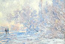 Artist: Claude Monet / by Art by Wietzie