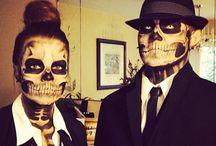 Halloween costume ideas / by Michele Murrell