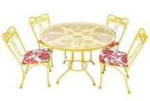 Patio Furniture I Like / by Kathryn Murray