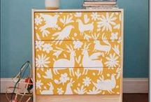 Furniture Painting Trends - Stencils / by DecoArt Inc.